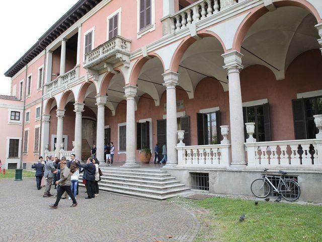 Il matrimonio di Andrea e Silvia a Giussano, Monza e Brianza 11