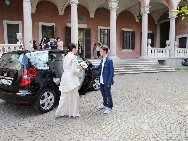 Il matrimonio di Andrea e Silvia a Giussano, Monza e Brianza 13