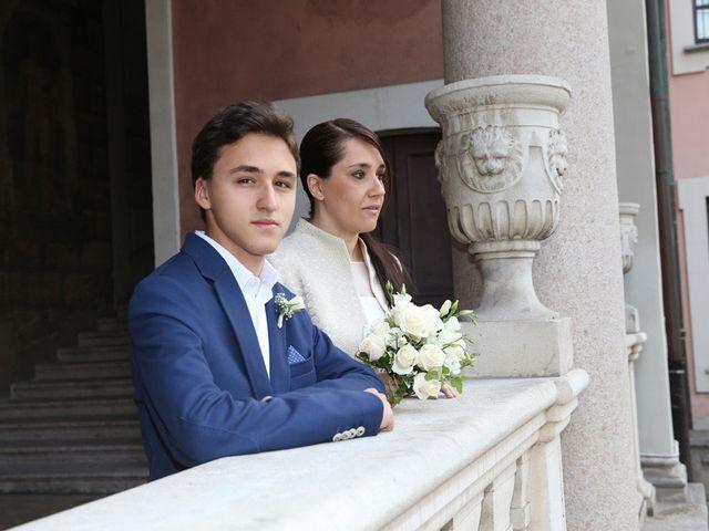 Il matrimonio di Andrea e Silvia a Giussano, Monza e Brianza 14