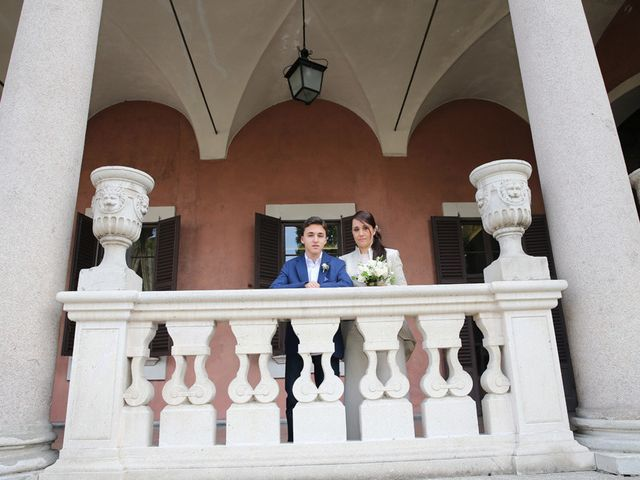 Il matrimonio di Andrea e Silvia a Giussano, Monza e Brianza 15