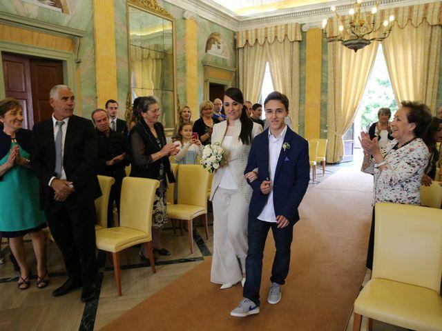 Il matrimonio di Andrea e Silvia a Giussano, Monza e Brianza 18