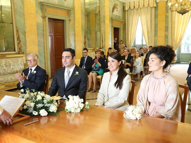 Il matrimonio di Andrea e Silvia a Giussano, Monza e Brianza 19