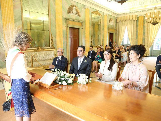 Il matrimonio di Andrea e Silvia a Giussano, Monza e Brianza 20