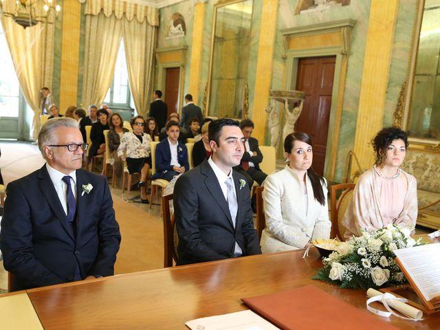Il matrimonio di Andrea e Silvia a Giussano, Monza e Brianza 21