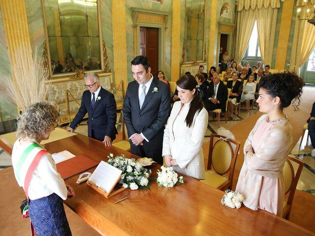 Il matrimonio di Andrea e Silvia a Giussano, Monza e Brianza 24