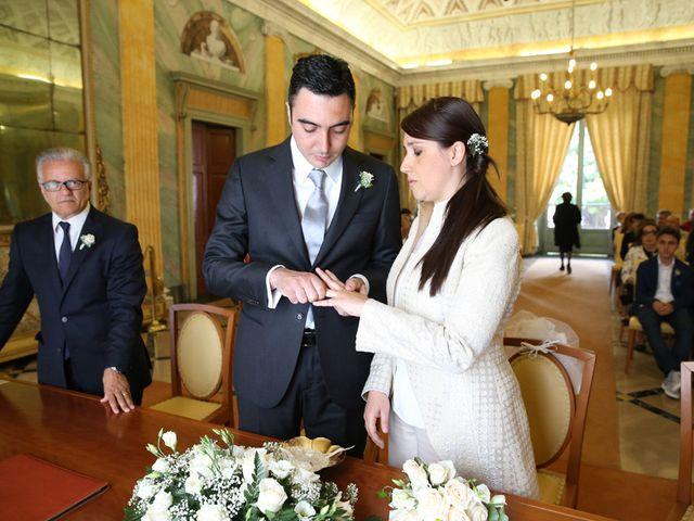 Il matrimonio di Andrea e Silvia a Giussano, Monza e Brianza 26