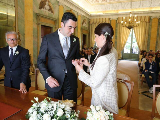 Il matrimonio di Andrea e Silvia a Giussano, Monza e Brianza 28