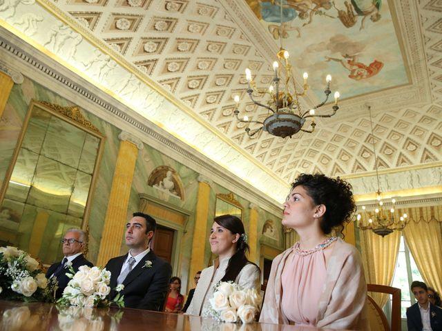 Il matrimonio di Andrea e Silvia a Giussano, Monza e Brianza 31