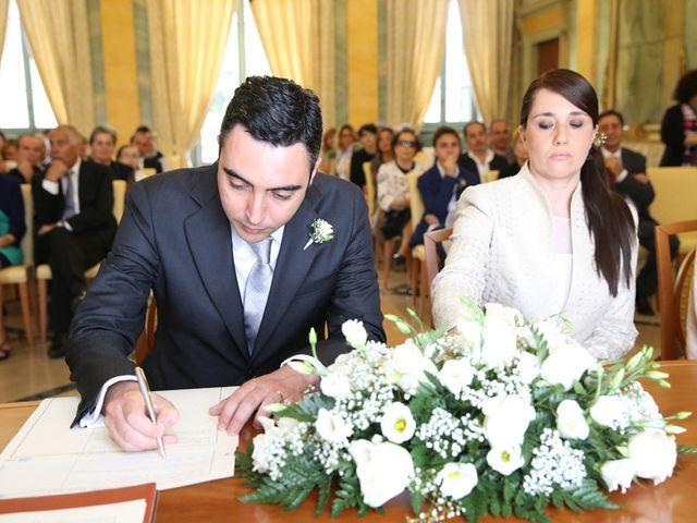 Il matrimonio di Andrea e Silvia a Giussano, Monza e Brianza 32