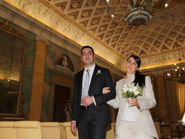 Il matrimonio di Andrea e Silvia a Giussano, Monza e Brianza 37