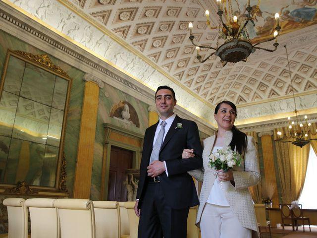 Il matrimonio di Andrea e Silvia a Giussano, Monza e Brianza 38