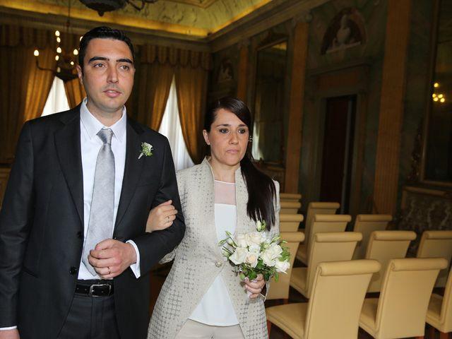 Il matrimonio di Andrea e Silvia a Giussano, Monza e Brianza 39