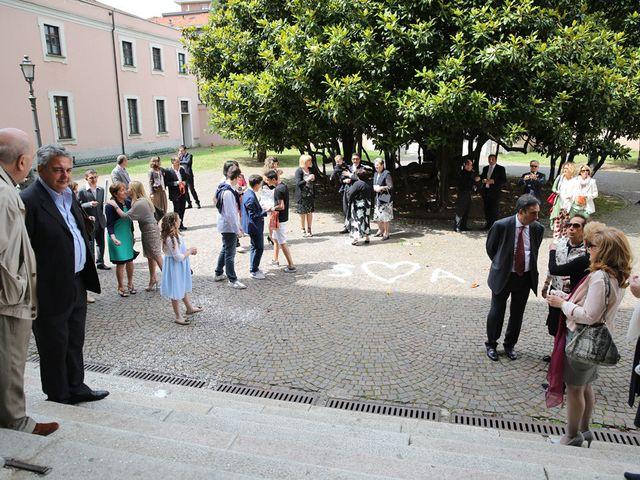 Il matrimonio di Andrea e Silvia a Giussano, Monza e Brianza 40