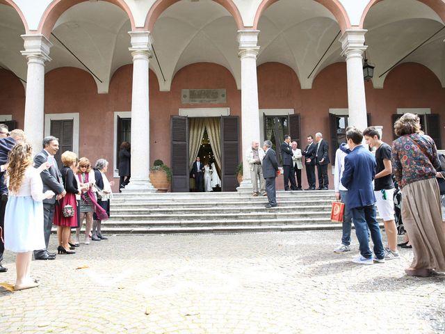Il matrimonio di Andrea e Silvia a Giussano, Monza e Brianza 42