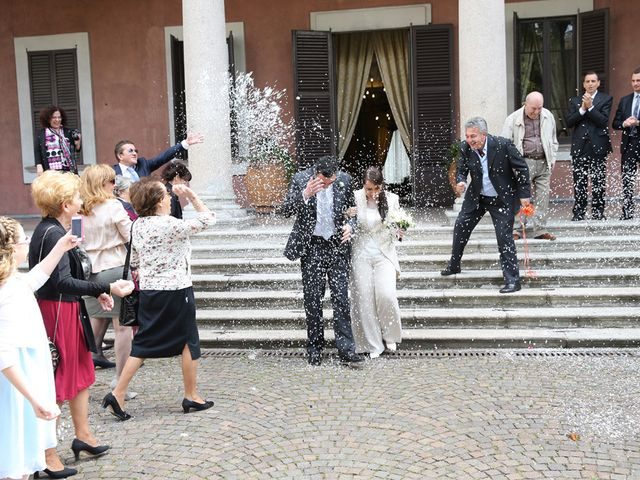 Il matrimonio di Andrea e Silvia a Giussano, Monza e Brianza 43