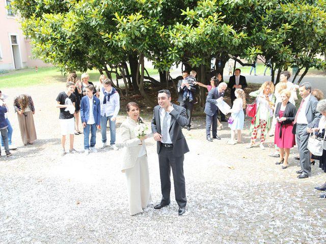 Il matrimonio di Andrea e Silvia a Giussano, Monza e Brianza 44
