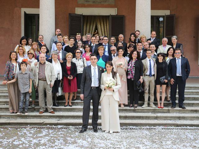 Il matrimonio di Andrea e Silvia a Giussano, Monza e Brianza 45