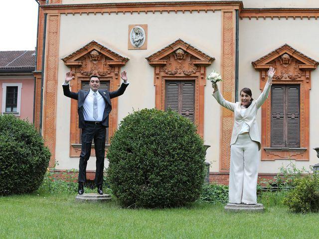 Il matrimonio di Andrea e Silvia a Giussano, Monza e Brianza 53