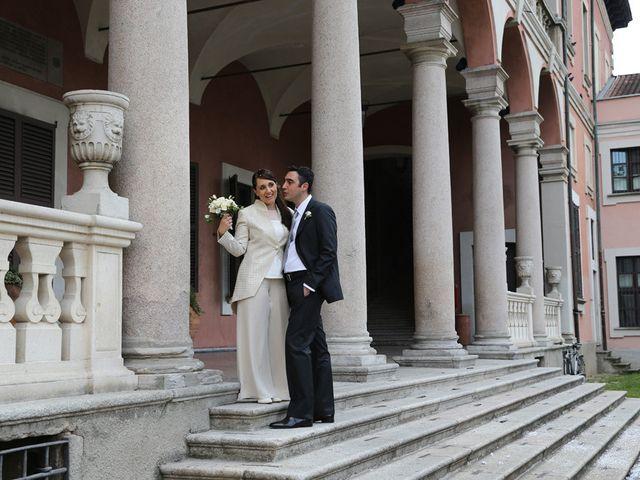 Il matrimonio di Andrea e Silvia a Giussano, Monza e Brianza 55
