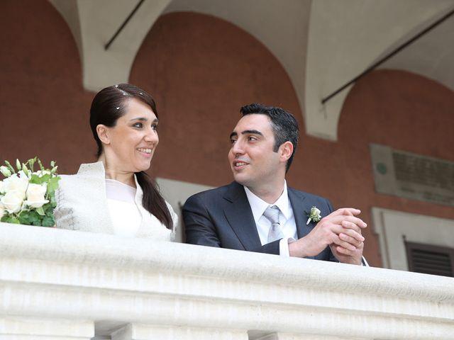 Il matrimonio di Andrea e Silvia a Giussano, Monza e Brianza 56