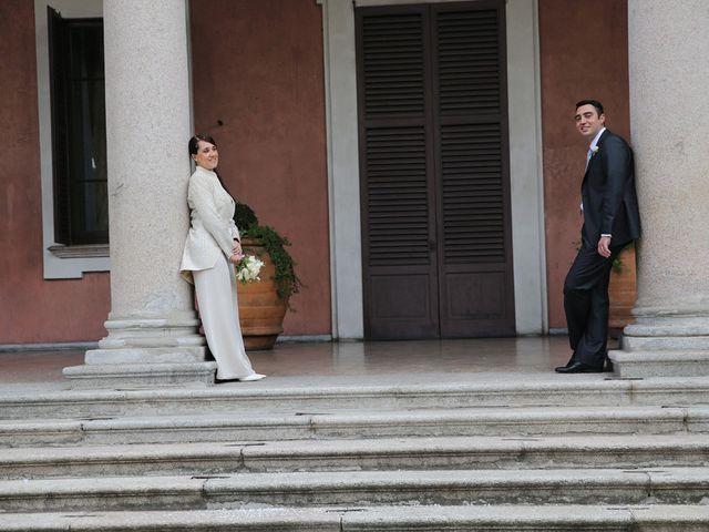Il matrimonio di Andrea e Silvia a Giussano, Monza e Brianza 58
