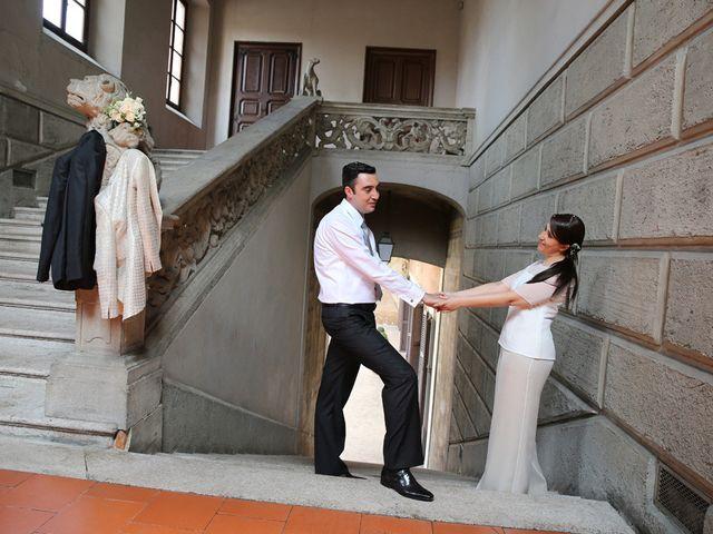 Il matrimonio di Andrea e Silvia a Giussano, Monza e Brianza 59