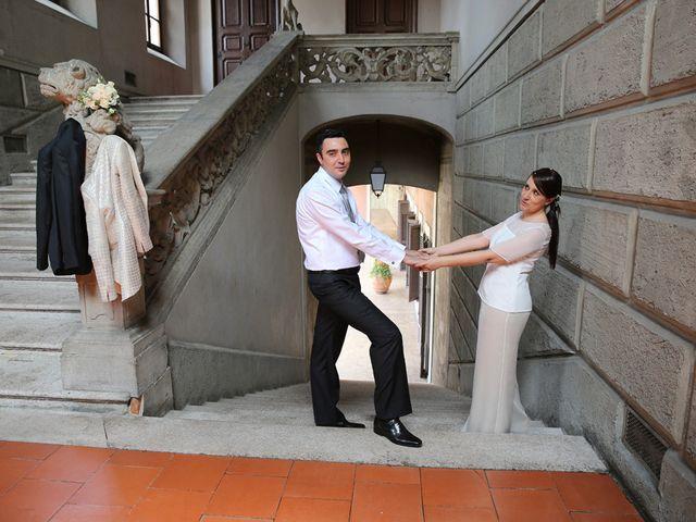 Il matrimonio di Andrea e Silvia a Giussano, Monza e Brianza 60