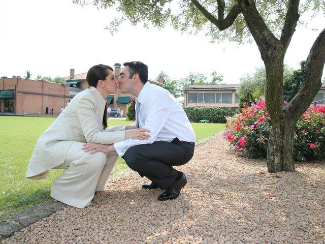 Il matrimonio di Andrea e Silvia a Giussano, Monza e Brianza 77