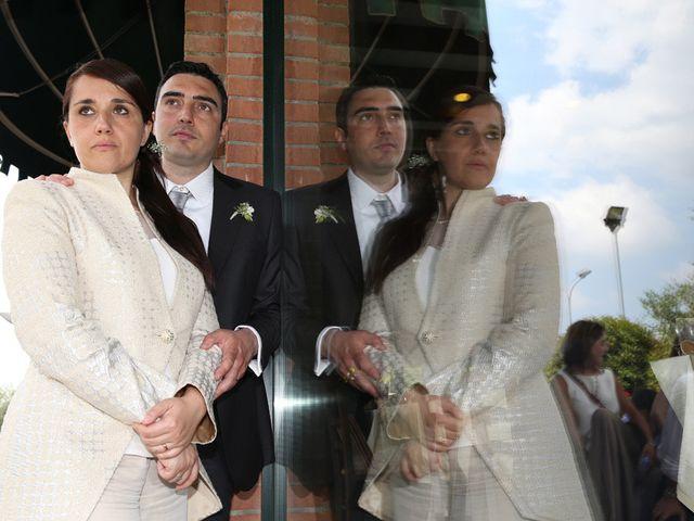 Il matrimonio di Andrea e Silvia a Giussano, Monza e Brianza 85