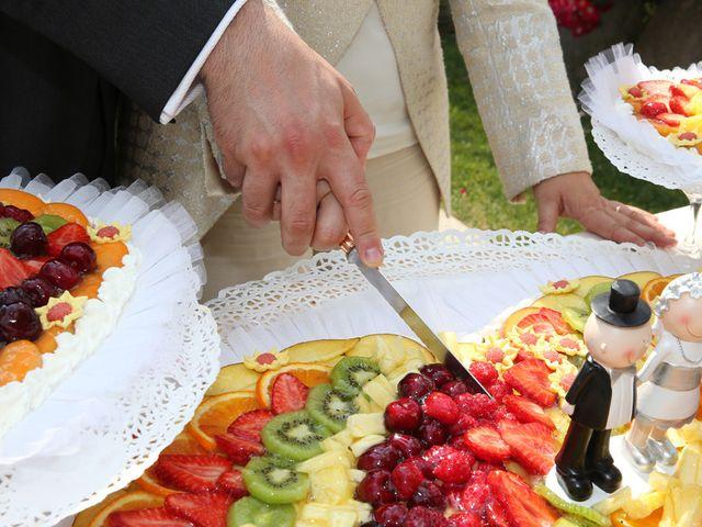 Il matrimonio di Andrea e Silvia a Giussano, Monza e Brianza 89