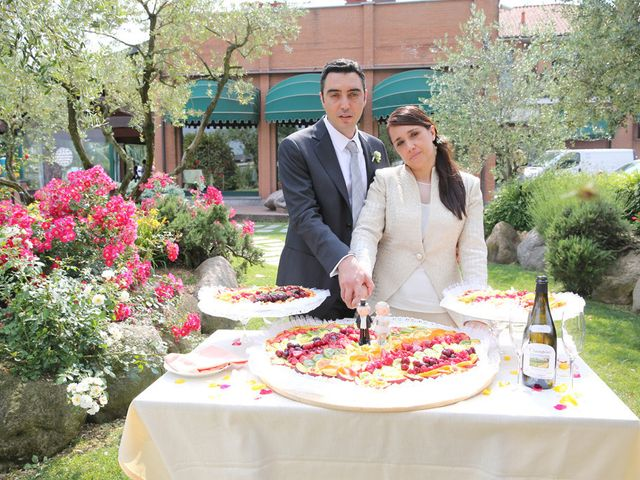 Il matrimonio di Andrea e Silvia a Giussano, Monza e Brianza 90