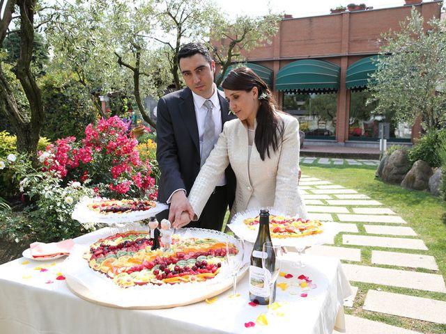 Il matrimonio di Andrea e Silvia a Giussano, Monza e Brianza 91