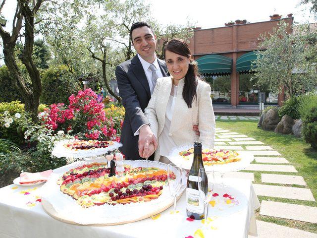 Il matrimonio di Andrea e Silvia a Giussano, Monza e Brianza 92