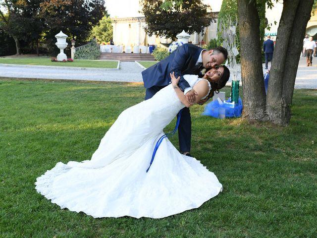 le nozze di Federica e Omar