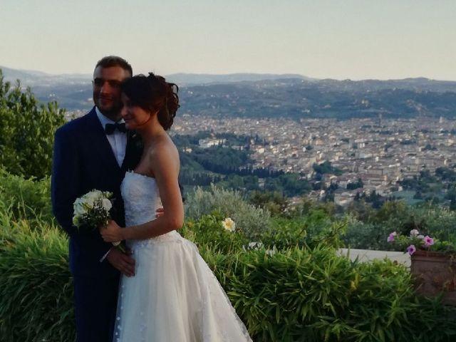 Il matrimonio di Davide e Benedetta a Firenze, Firenze 1