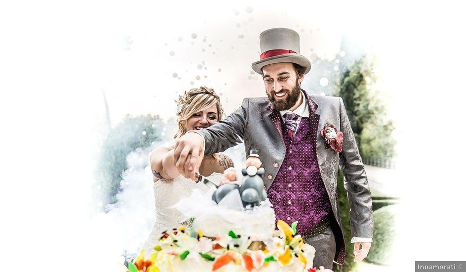 Il matrimonio di Sergio e Jessica a Bottanuco, Bergamo