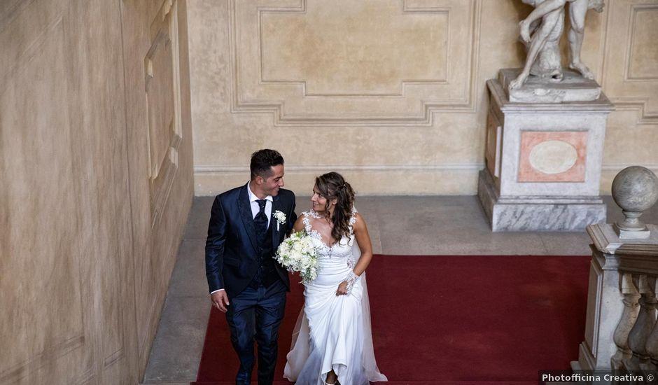 Il matrimonio di Giuseppe e Rosa a Modena, Modena