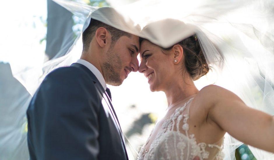 Il matrimonio di Marco e Francesca a Robecco sul Naviglio, Milano