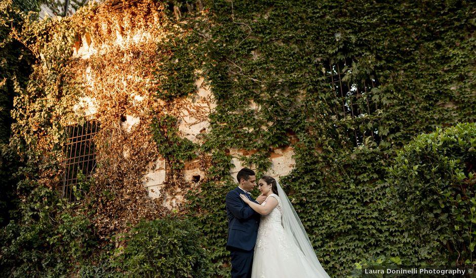 Il matrimonio di Pasquale e Nicole a Gadesco-Pieve Delmona, Cremona