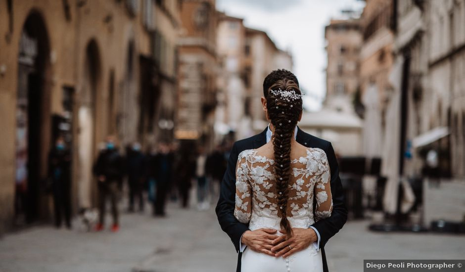 Il matrimonio di Alessia e Orlando a Perugia, Perugia