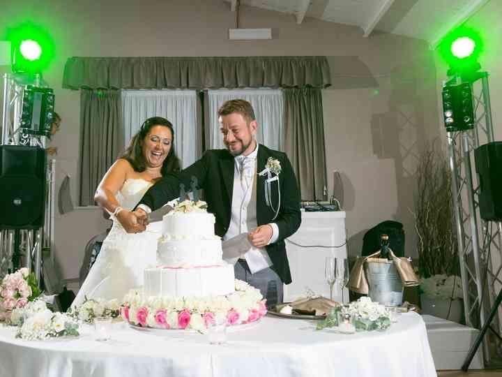 le nozze di Velia e Fabio