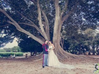 Le nozze di Ilenia e Giuseppe