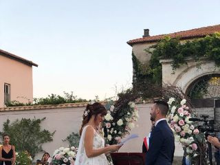 Le nozze di Roberto e Beatrice 1