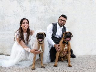 Le nozze di Tamara e Sonny