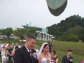 Le nozze di Jennifer e Alessandro 2