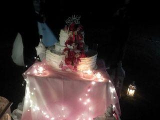 Le nozze di Jennifer e Alessandro 3