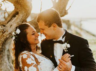 Le nozze di Stefania e Patrizio 1