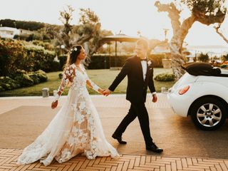 Le nozze di Stefania e Patrizio