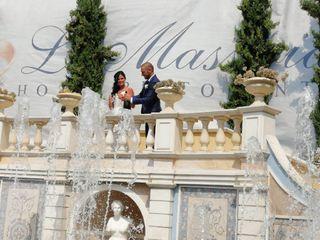 Le nozze di Gianluca e Francesca