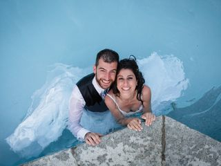 Le nozze di Enza  e Mattia